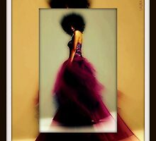 THE DRESSES III by Laura E  Shafer