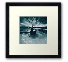 DREAM WAVER Framed Print