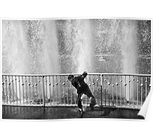In the fountain7 Poster