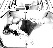 Unconscious In The Boot Of Your Car... by Fuschia