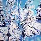 Helena's Art Gallery Calendar Year 2014 by Helena Bebirian