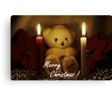 Christmas Cards Series #3 Canvas Print