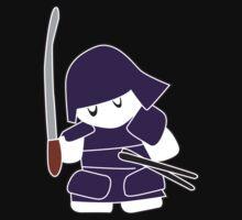 Little Samurai by Sean Cuddy