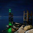 West Beach Silloth by Brian Kerr