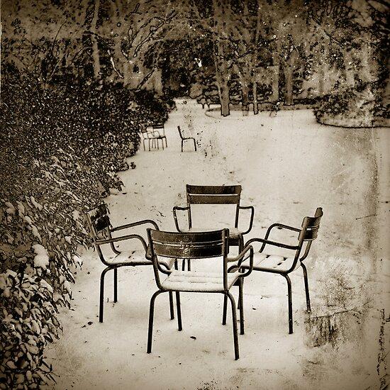 Chaises by Laurent Hunziker