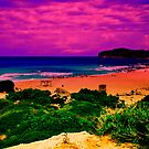 ANOTHER COLOURFUL DUSK IN ....PARADISE..?? by vaggypar