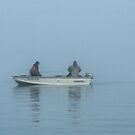 Fishing In The Fog by Barry W  King
