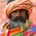 Satisfaction in eyes by Dhiraj Anand Khatri