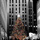 Christmas NYC by Dawn Barberis-Viczai