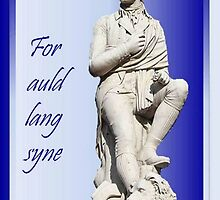 For Auld Lang Syne by taiche