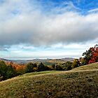 Fall - Foothills of Maine by T.J. Martin