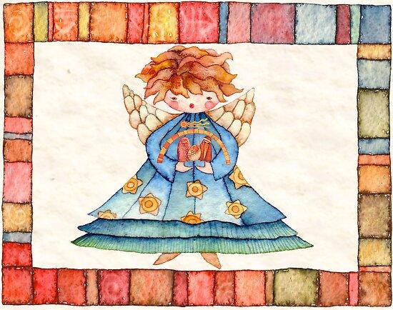 Angel by vimasi
