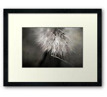 Separation of Love Framed Print