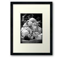 Ben Power x Rafael Lang Framed Print