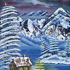 Wilderness Christmas by Mikki Alhart