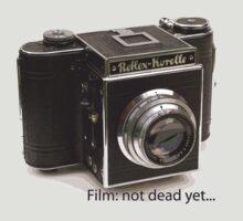 Film: not dead yet... by Ryan Houston
