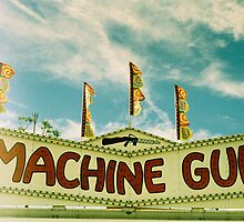 Machine Gun II, Los Angeles, CA October 2010 by joshsteich