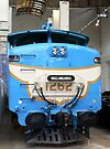 Diesel Locomotive 1262 - Ipswich Railway Museum by Graeme  Hyde