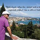 Marjan, view over Split by MedILS