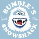 Bumble&#x27;s Snowshack by superiorgraphix