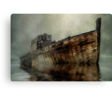The Ghost of The Good Hope Canvas Print