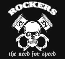 Rockers - The Need For Speed by Steve Harvey
