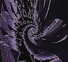 Violet Vortex 001 by koukouvaya