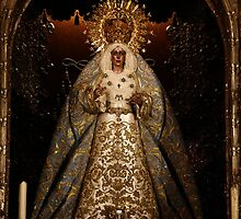Our Lady of Hope Macarena  by fototaker
