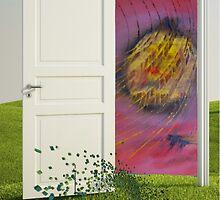 Beyond the door by david hatton