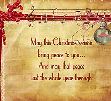Christmas Music by Maria Dryfhout