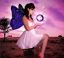 Desert Fairy by dijjiartstudios