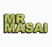 MrMasai Green. by MrMasai