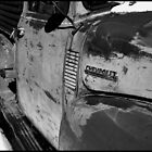Vintage Truck~Arroyo Seco, New Mexico by Giamarie