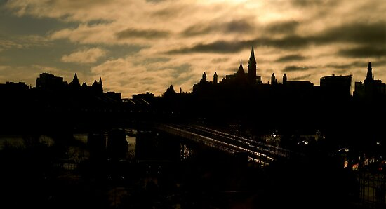 Good Morning Canada! by Johanne Brunet