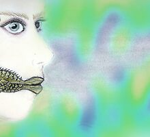 Mermaid Diffusion by Jennifer Johnson