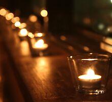 Candle Light by James Dunshea