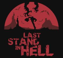 Last Stand in Hell - the Pursuit by Simon Sherry