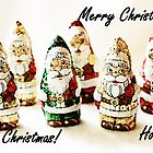 Merry Christmas Cards Series #13 by Evita