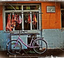 At the butcher by heinrich