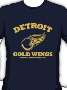 Detriot Gold Wings Away T-Shirt