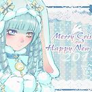 Merry Xmas and Happy New Year  by Tsuyoshi