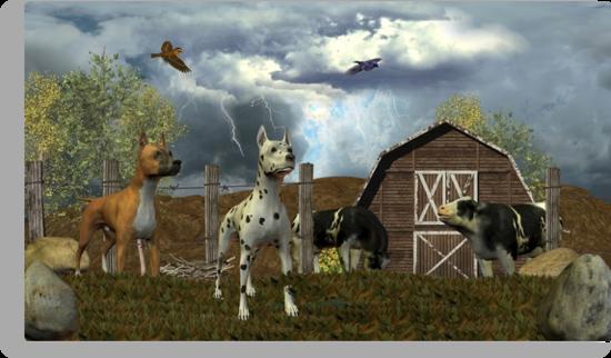 farm alert by toady8