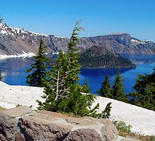 Crater Lake And The Wizard by Diane Schuster