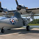 Consolidated PBY-5A Catalina by Mark Kopczewski