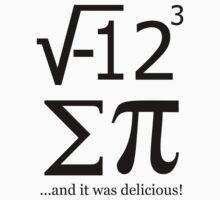 I ate some pie! by aszczek