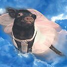 """""""When Pigs Fly""""  by John Hartung"""