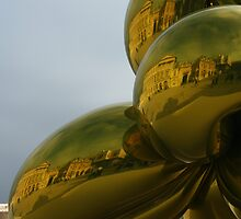 Jeff Koons Sculpture by DaniSpinks