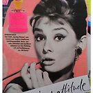 Elegance is an attitude ~ Tribute to Audrey  by The Creative Minds
