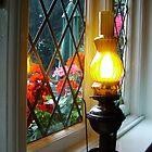 Pub Window by Loree McComb