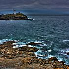 Godrevy Lighthouse by Billy Hodgkins